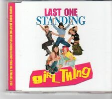 (FK254) Girl Thing, Last One Standing - 2000 CD