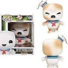 "FUNKO Pop Ghostbusters BURNT Stay Puft Marshmallow Man 6"" Vinyl Figure #109 MIB"