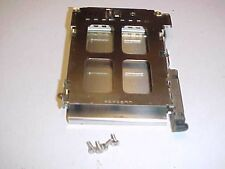 PCMCIA SLOT CARDBUS INSERT ASSEMBLY & SCREWS--DELL INSPIRON 2600/2650 LAPTOP