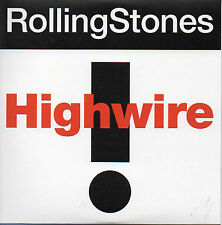 ★☆★ CD Single The ROLLING STONES Highwire - 7-track CARD SLEEVE  ★☆★