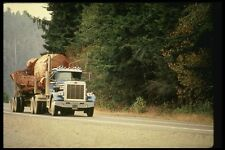 048095 Logging Truck On Highway 101 A4 Photo Print