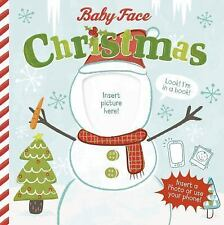 Baby Face Ser.: Christmas by Michael Dahl (2015, Board Book)