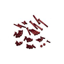 KO Propo EX-1 KIY Aluminum Screw (Red) - KOP10534