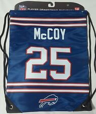 LeSean McCoy #25 Buffalo Bills Jersey Back Pack/Sack Drawstring gym Bag