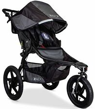 BOB Revolution PRO Jogging Stroller Swivel Fixed Wheel Baby Jogger 2016 Black
