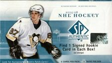 2005-06 SP Authentic Complete 100 Card Base Set
