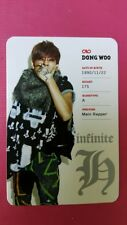 INFINITE H DONG WOO Fly High #2 Official Photo Card Photocard DONGWOO
