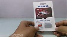 IMPORTED ! SAMSUNG 32 GB EVO PLUS MICRO SD SDHC MEMORY CARD