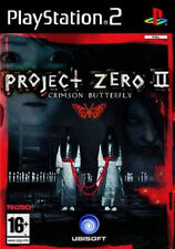 Project Zero 2: Crimson Butterfly (PS2), Very Good PlayStation2, Playstation 2 V