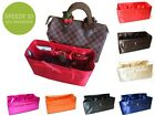 BAG ORGANIZER FOR SPEEDY 30 NEVERFULL MM PURSE HANDBAG INSERT LINER 7 COLORS