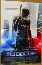 ROBOCOP MOVIE POSTER Original DS 27x40 Glossy UV protection Coated 2014 Span.Ver