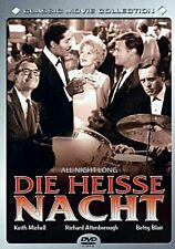 Die heiße Nacht aka All Night Long - Richard Attenborough, Betsy Blair, Keith Mi