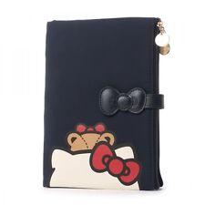 Hello Kitty x Hallmark Travel Passport Case Organizer Pouch Purse Japan T5532