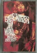 JOHN MAYALL - BARE WIRES - CASSETTE - NEW
