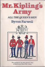 Mr. Kipling's Army, (the Queen's Men) by Byron Frawell (Britain's pre-WWI Army)