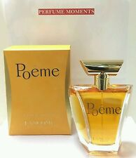 Poeme by Lancome for Women EDP 3.4oz / 100 ML Spray New In Box Authentic