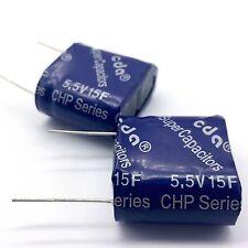 CDA CHP-5R5L156R-PC Combined 15F 5.5V super capacitor 5V 5.4V 13*32*23 1PCS