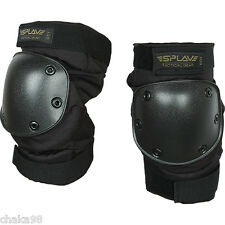 Russian Army Spetsnaz Knee Pad Protection SPLAV DOT Black Airsoft
