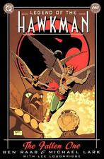 LEGEND OF THE HAWKMAN 1-3 COMPLETE SET/LOT JUSTICE LEAGUE BEN RAAB MICHAEL LARK