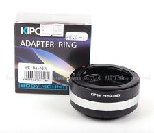 Kipon Adapter for Pentax K PK DA mount lens to Sony E NEX-7 5 6 A7 A7R NEX-5/5N