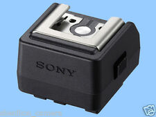 100% New Sony ADP-AMA External Flash Shoe Adapter Minolta NEX Alpha A77 A65 7