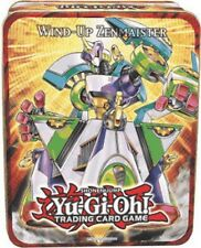 YUGIOH 2011 Wind-Up Zenmaister Collector Tin NEW & SEALED!!