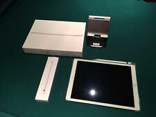 Apple iPad Pro 128GB, Wi-Fi + Cellular (AT&T), 12.9in with EXTRAS!!