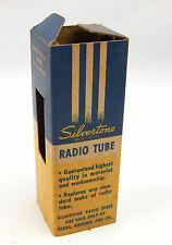 NOS Silvertone Vacuum Radio Tube 35 A 5 Never out of Box Radio Amp 35A5