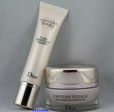 DIOR, Capture Totale, EYE treatment + INSTANT RESCUE EYE treatment, UNboxed