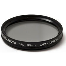 AGFA Circular Polarizing Glass Filter (CPL), 55mm 55 APCPL55