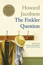The Finkler Question (Man Booker Prize), Howard Jacobson