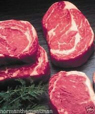 BONELESS CHOICE BEEF RIB EYE STEAKS 12 / 10 oz