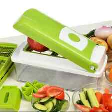 Hot kitchen Fruit Vegetable Slicer Peeler Dicer Cutter Chopper Nicer Grate Tool