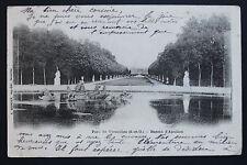 Carte postale ancienne CPA Parc de VERSAILLES - Bassin d'Apollon