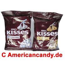 2x 150g Pralinen Hershey's Kisses Amerika  (24,96€/kg)