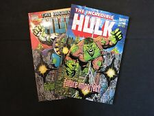Future Imperfect Incredible Hulk miniseries Issues 1-2 Marvel VF/NM