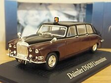 ATLAS NOREV DAIMLER DS420 LIMOUSINE QUEEN MOTHER CAR MODEL 1:43 2696609