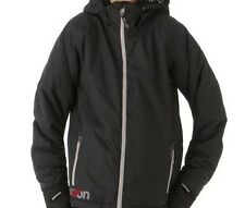 Burton Boys Amped Snowboard Jacket (M) True Black 26582