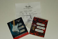 FENDER CUSTOM SHOP FAT 50'S STRAT PICKUP SET VINTAGE RE-ISSUE STRATOCASTER  NEW