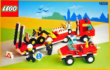 NEW Lego Classic Town FIRE 1656 Evacauation Team  New  SEALED