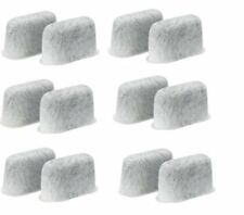12 Replacement Charcoal Water Filters For Cuisinart Coffee Machine (Pack of 36)