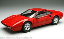 1977 FERRARI 308 GTB RED by KYOSHO VERY RARE 1st Edition NEW IN BOX
