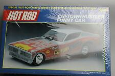Revell Hot Rod Chi-Town Hustler 1:16 Scale Charger Funny Car Drag Factory Sealed