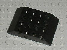LEGO Train Black slope brick 32083 / set 4535 4758 4708 10132 10015 4534 4557...