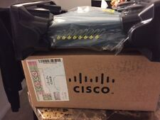 NEW Cisco ASA 5505 Security Plus ASA5505-SEC-BUN-K9 & 25 Premium VPN users