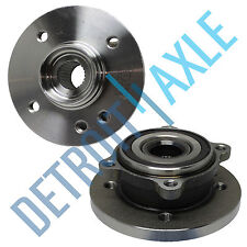 Pair of 2 - NEW Front Driver and Passenger Wheel Hub and Bearing Assembly w/ ABS