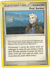 Pokemon n° 123/132 - Supporter - Prof. Sorbier