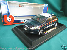 BBURAGO BURAGO serie SECURITY TEAM 1/24 metal model FIAT BRAVO JTD CARABINIERI