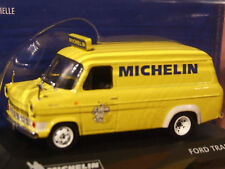 Michelin   1970  FORD TRANSIT MK I  Delivery / Rally support van   1:43 SCALE