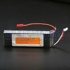 XF Power 7.4V 2600mah 2S 25C Lipo Battery JST Plug